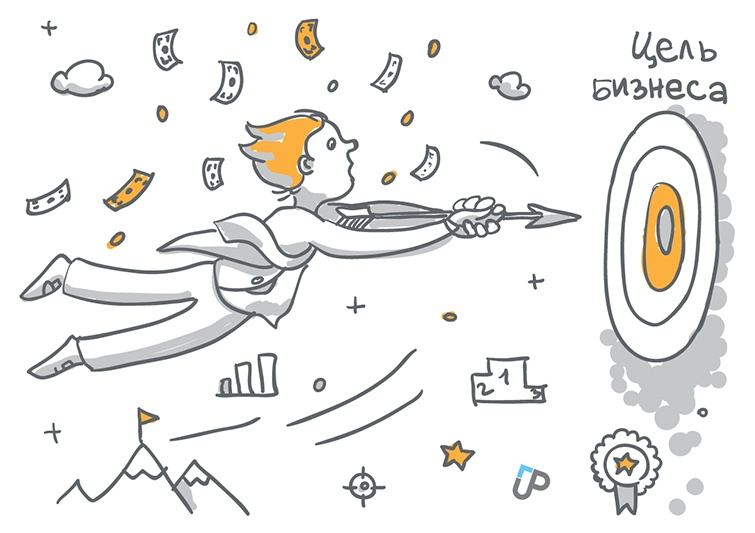 Рассказываем, как совместить цели бизнеса с системой мотивации