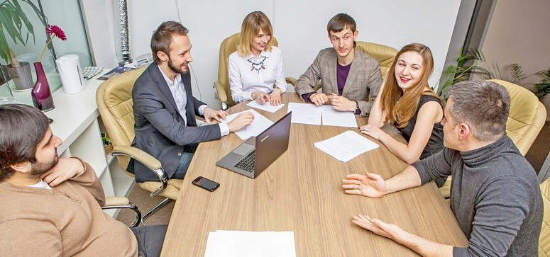 Команда UP business coaching