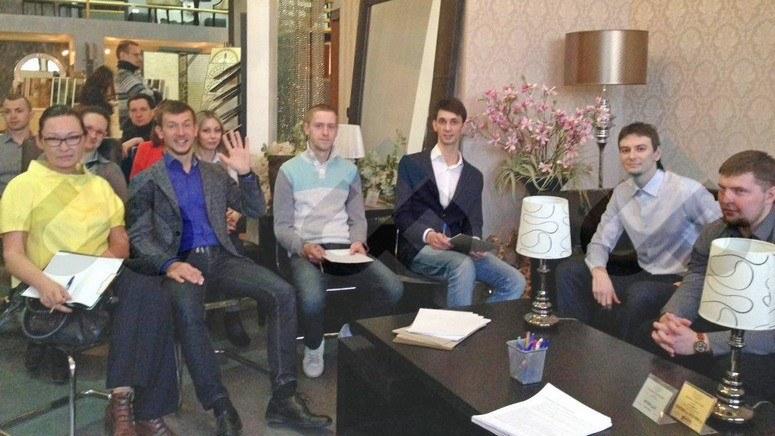 Групповое собеседование узкоспециализированных менеджеров по продажам