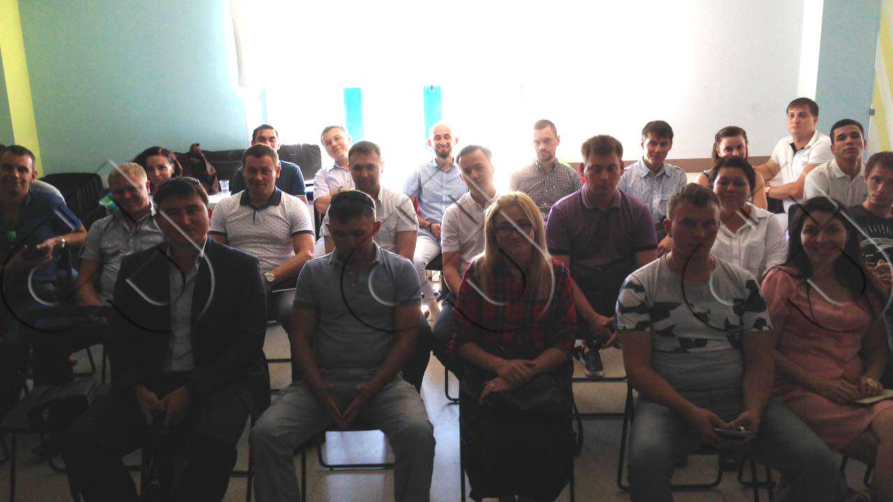 Групповое собеседование РОПов, г. Санкт-Петербург
