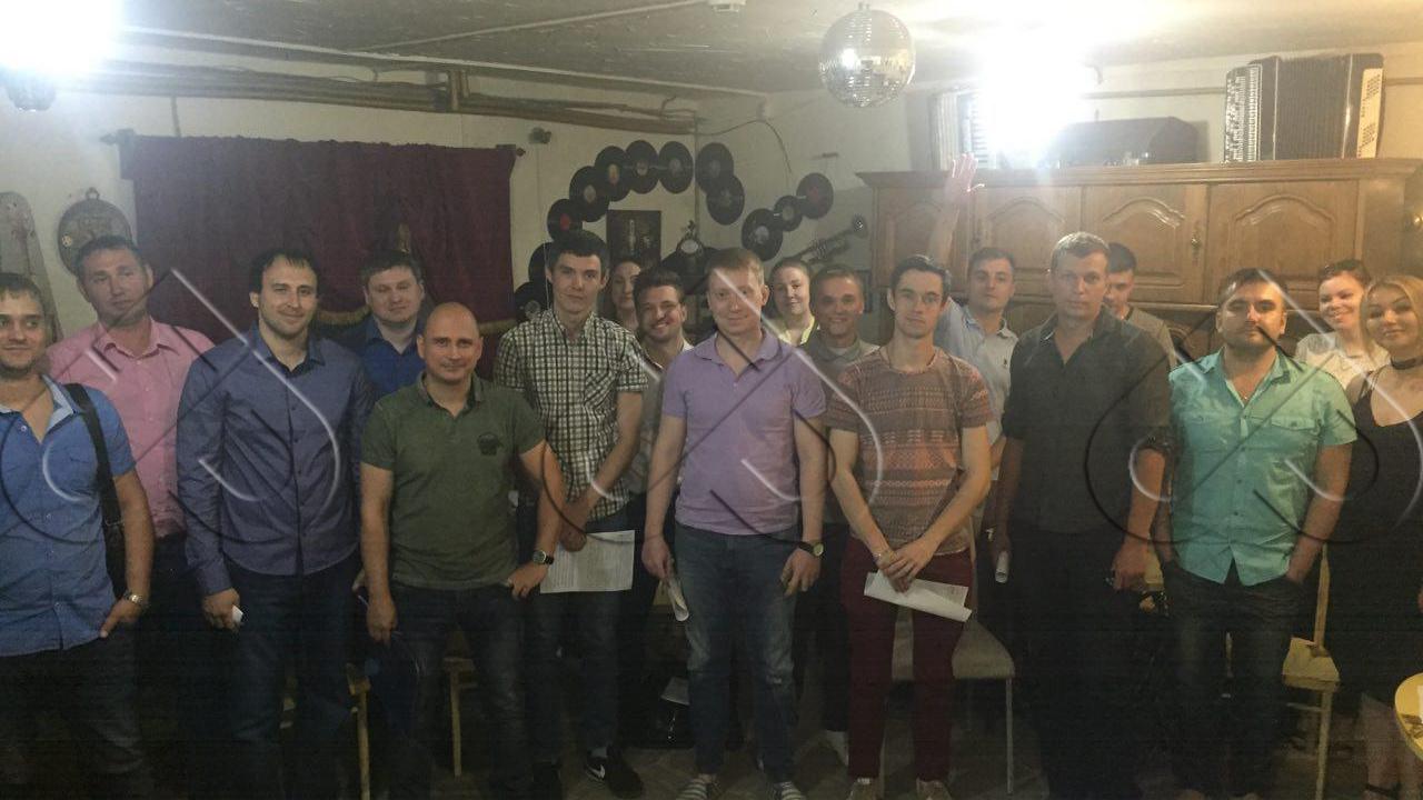 Групповое собеседование РОПов, г. Волгоград