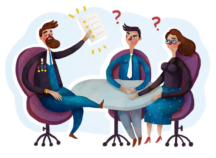 Вопросы которые стоит задавать на собеседовании
