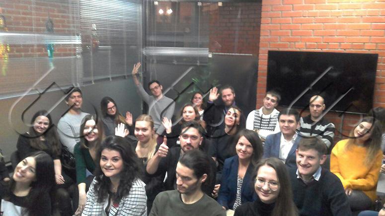 Групповое собеседование event-менеджеры, г. Москва