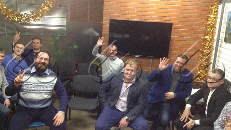 Групповое собеседование коммерческих директоров, г. Москва