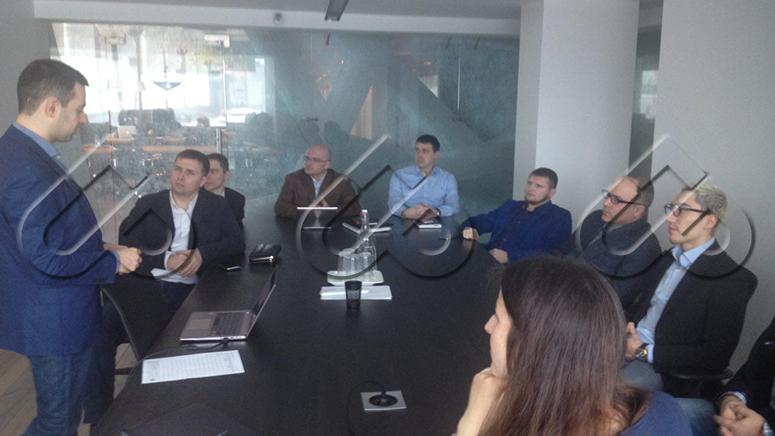 Групповое собеседование руководителей отдела продаж, г. Москва
