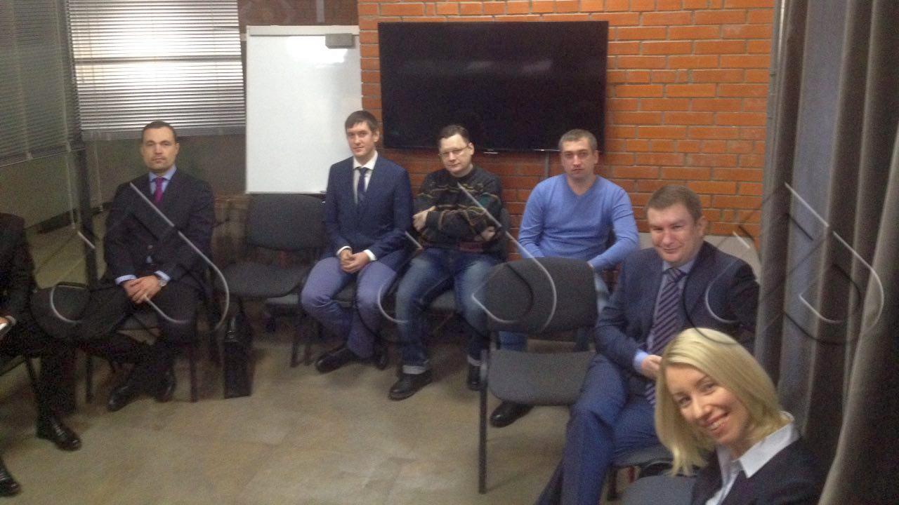 Групповое собеседование генеральных директоров, г.Москва
