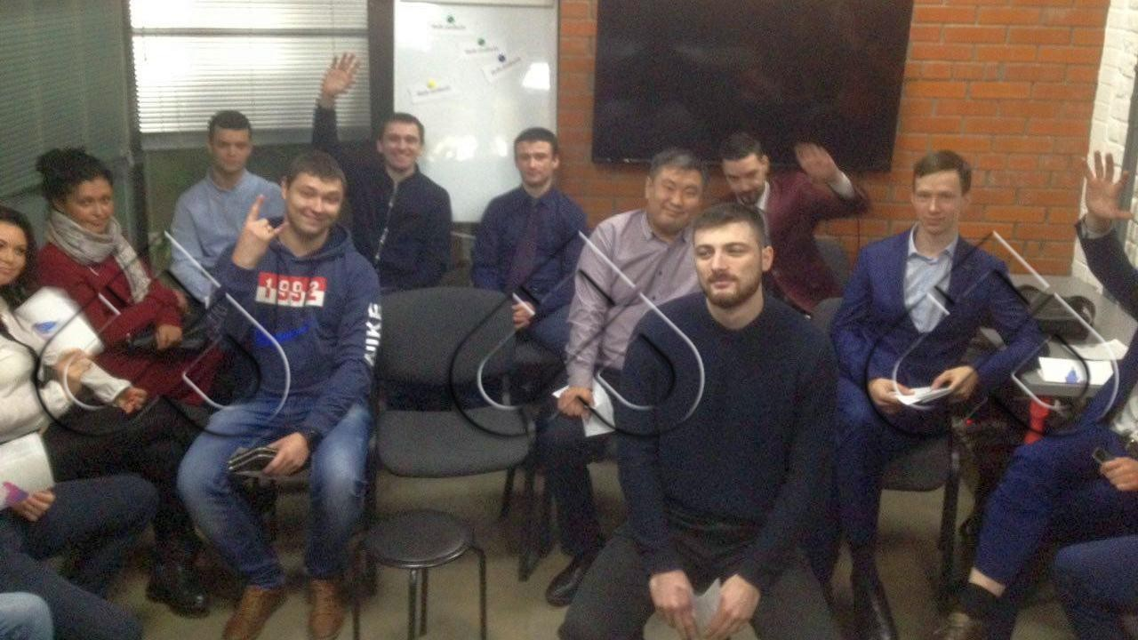 Групповое собеседование менеджеров по продажам, г.Москва