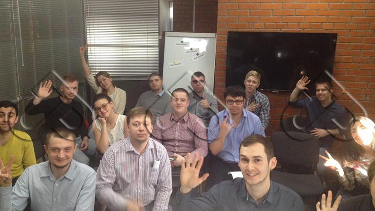 Групповое собеседование менеджеров по продажам, г. Москва