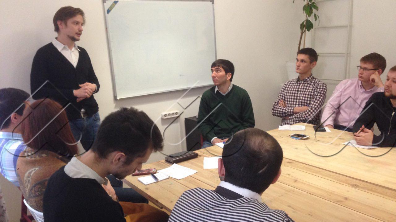 Групповое собеседование менеджеров по продажам, г. Санкт-Петербург