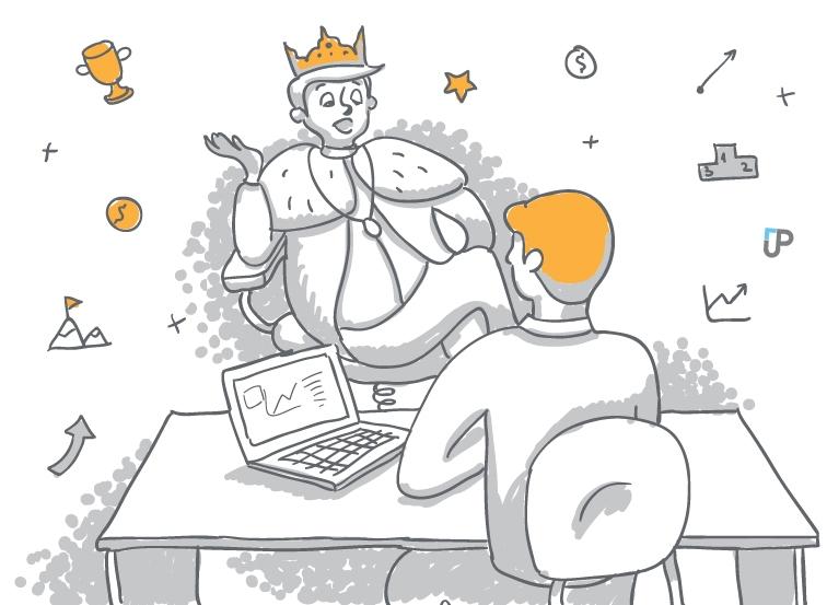 Менеджеры по продажам - очень спроссовая вакансия и пришедшие соискатели при индивидуальных собеседованиях чувствуют себя королями ситуации