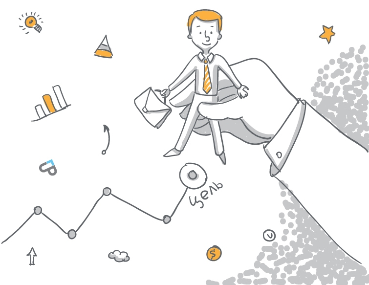 Сотрудников стоит подбирать под цели своего бизнеса
