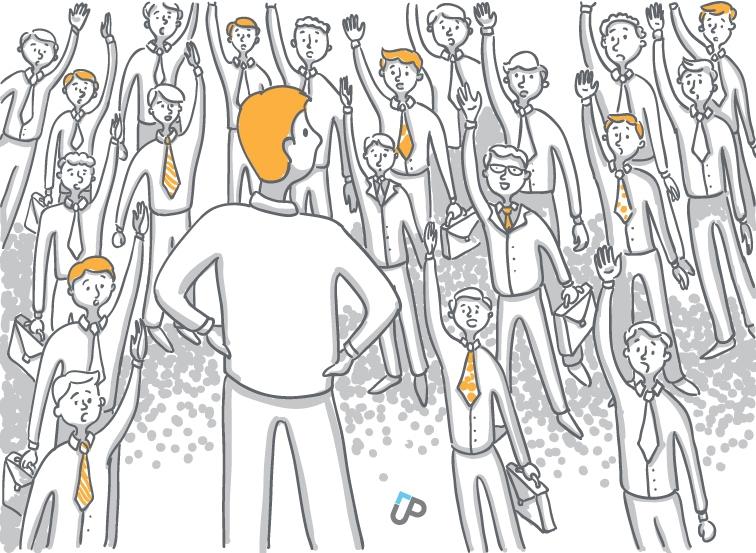 Очень много соискателей хотят стать начальником отдела продаж, как отобрать из них самого подходящего?