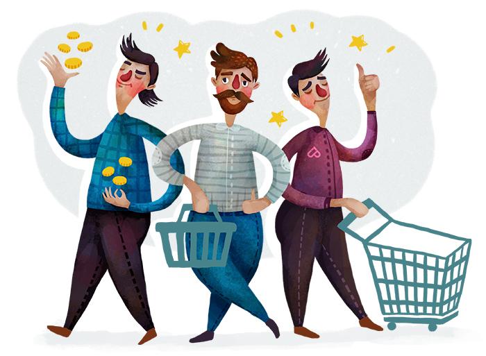 Подбор менеджеров по закупкам