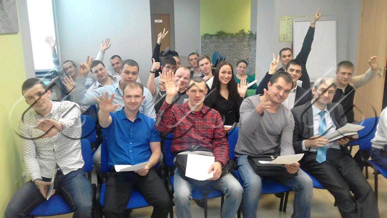 Групповое собеседование менеджеров по продажам, г. Нижний Новгород