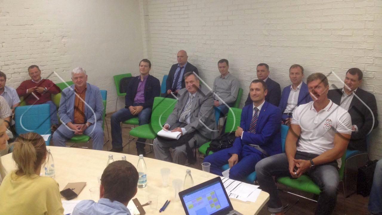 Групповое собеседование директоров по строительству, г. Москва