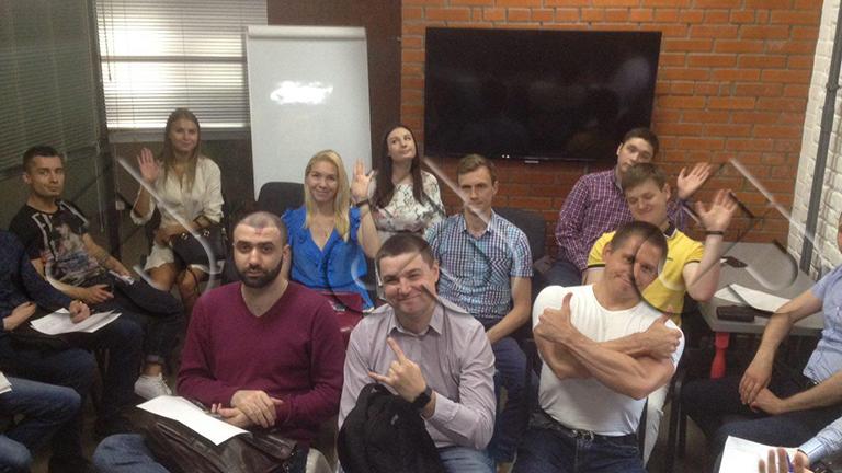 Групповое собеседование Key-account manager, г.Москва