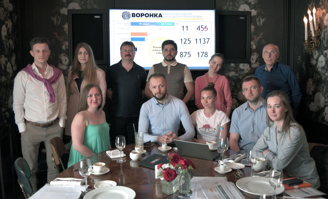 Ресторан Воронеж бизнес-завтрак